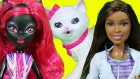 Veteriner Barbie | Monster High Acayipler | EvcilikTV