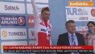 52. Cumhurbaşkanlığı Bisiklet Turu Kumluca-Elmalı Etabının Madalya Töreni Yapıldı