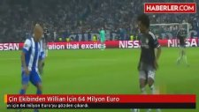 Çin Ekibinden Willian İçin 64 Milyon Euro