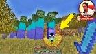 Dev Zombi Ordusu | Minecraft Türkçe Şans Blokları | Bölüm 10 - Oyun Portal