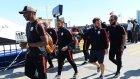 Galatasaraylı futbolcular Bursa'da