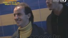 Galatasaraylı Futbolcuların Cengiz Kurtoğlu Hayranlığı (1997)