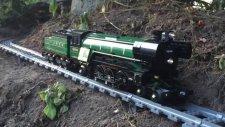 Lego Treniyle Destansı Bir Yolculuk