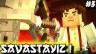 Minecraft Türkçe | Efsaneleri bulmak zorundayiz | 3.Bölüm | Ps4