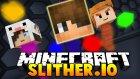Oha Dünya Birincisi Oldum! - Minecraft Slither.io W/ısmetrg - İloveminecraft