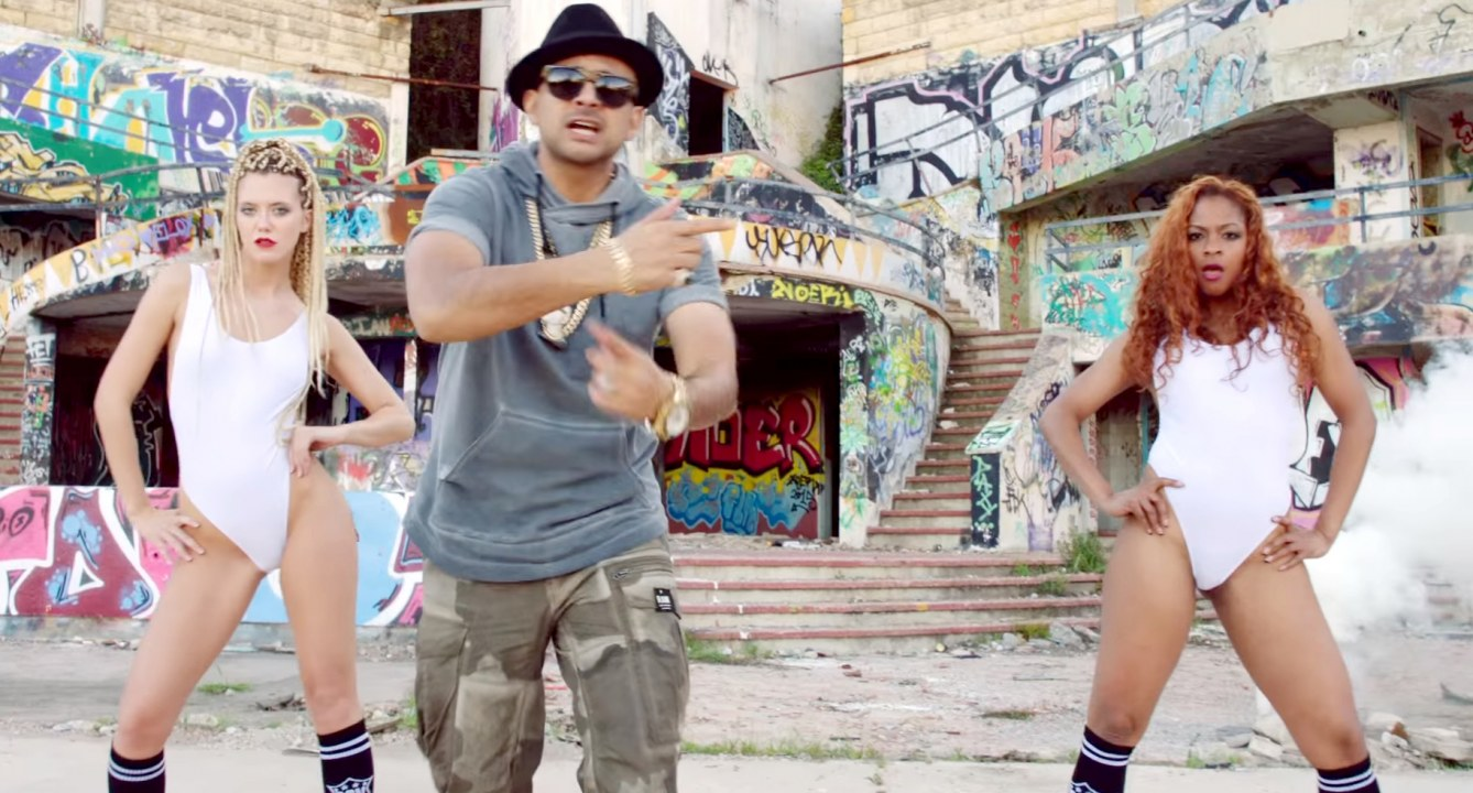 Resultado de imagen de Sak Noel & Salvi ft. Sean Paul - Trumpets (Official Video)