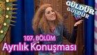 Güldür Güldür Show 107. Bölüm, Ayrılık Konuşması Skeci