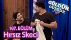 Güldür Güldür Show 107. Bölüm, Hırsız Skeci