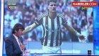 Süper Lig'de Beşiktaş, Kayserispor'u 4-0 Yendi