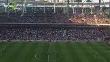 Vodafone Arena'da: