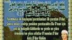 YALNIZ ONA YÖNELN VE YALNIZ ONDAN KORKUN V NAMAZI DEVAMLI KILIN V ASLA MÜŞRİK'LERDEN OLMAYIN RUM 31