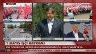 Başbakan Ahmet Davutoğlu Çankaya Köşkü'nde İşçileri Ağırladı
