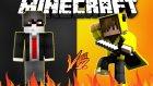 Ismetrg Vs İpsychostrike! - Minecraft 1v1 Pvp Efsane Kapışma 1.9