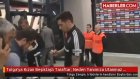 Tolga'ya Kızan Beşiktaşlı Taraftar: Neden Yanımıza Gelmiyorsun, Utanmaz Adam