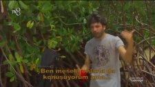 Yunus Günçe Çantasıyla Dertleşti! (3 Adam Skeci - Survivor 2016)