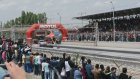 2016 Konya Dragları 1.ayak Golf Vs 106  - Araba Yarışları