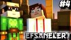 Minecraft Türkçe | Cilgin BOOM TOWN | 4.Bölüm | Ps4