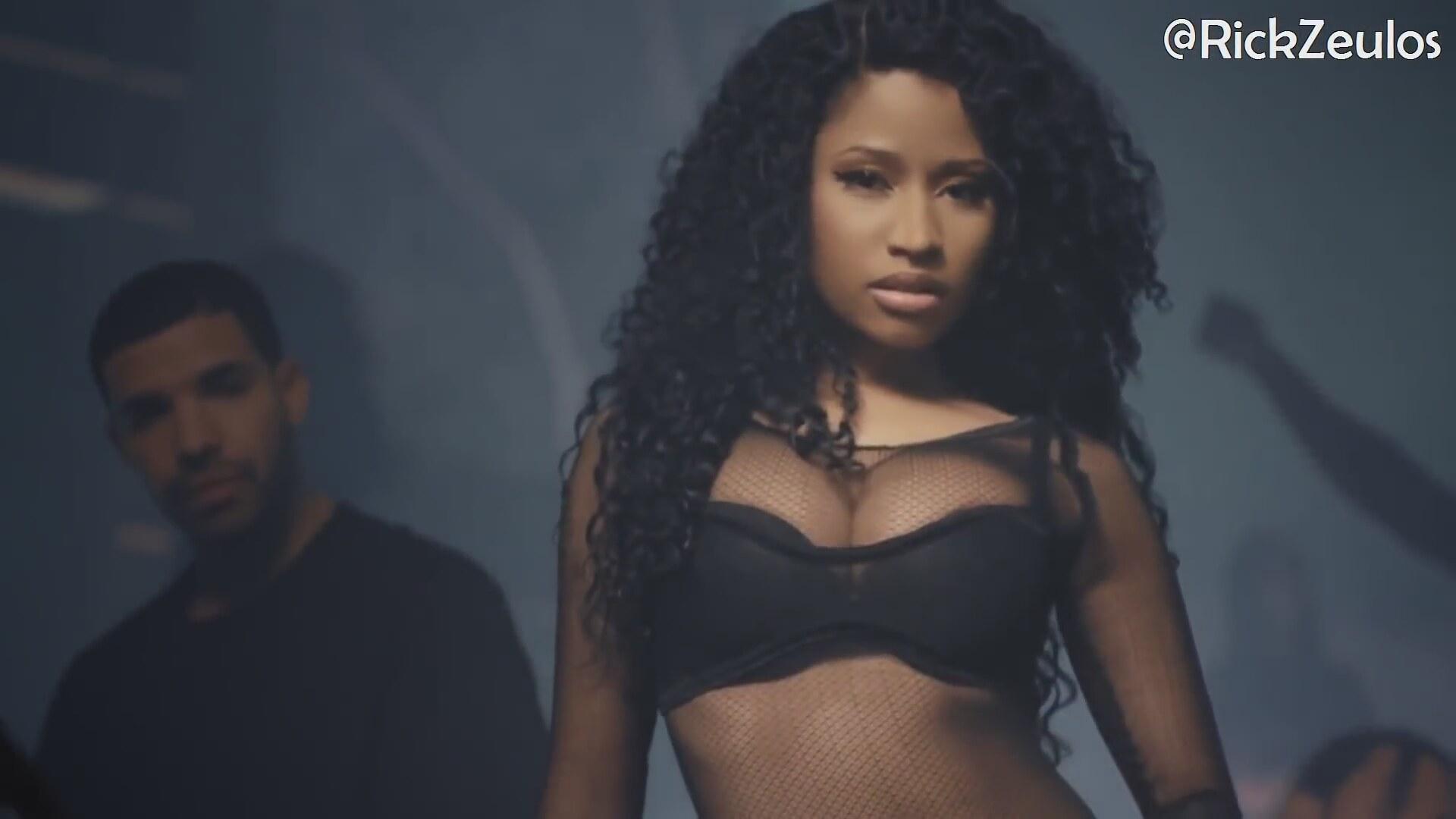 Nicki Minaj Booty Tribute