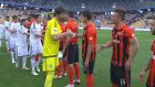 Olaylı derbiyi Shakhtar Donetsk kazandı