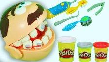 Play Doh Dişçi Seti | Play Doh Oyuncakları | EvcilikTV