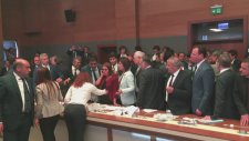 Anayasa Komisyonunda Yine Kavga Çıkması