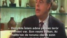Neslişah Osmanoğlu'nun Atatürk Hakkında Konuşması