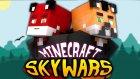 Noob Berkay ! Minecraft: Skywars