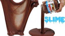 Nutella Slime Nasıl Yapılır | Slime Yapılışı | EvcilikTV