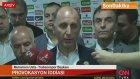 Saldırıya Uğrayan Hakem Bayarslan, Galatasaray Maçını Yönetecek - Ziraat Türkiye Kupası