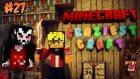 VAMPİR OLUP KURTADAM ORDUSUYLA SAVAŞTIM! - (Minecraft Craziest Craft: #27)