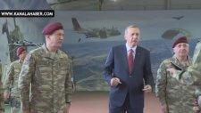 Cumurbaşkanı Erdoğan Bordo Berelileri Ziyaret Etti