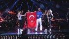 Eurovision'da Türkiye Bayrağı