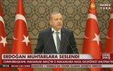 Makamlar Araçtır Nasıl Geldiğinizi Unutmayın  Cumhurbaşkanı Erdoğan
