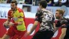 Türkiye Kupası'nı Beşiktaş Mogaz kazandı