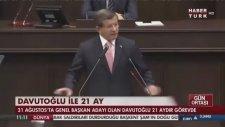 Ahmet Davutoğlu Dönemi Sona Erdi. Davutoğlu'nun 21 Aylık Başbakanlığının Özeti