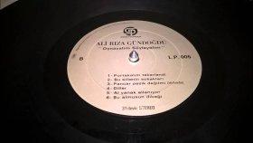 Ali Rıza Gündoğdu   -Şu Sillenin Sokakları Plak- Nostaljik Müzik