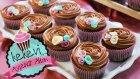 Çikolata Kremalı Anneler Günü Topkek Pastacıkları / Ayşenur Altan Yemek Tarifleri -Kekevi