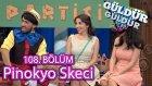 Güldür Güldür Show 108. Bölüm, Pinokyo Skeci