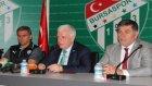 Bursaspor, Hamza Hamzaoğlu İle Sözleşmeyi Uzattı