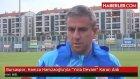 """Bursaspor, Hamza Hamzaoğlu'yla """"Yola Devam"""" Kararı Aldı"""