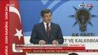 Davutoğlu Neden Başbakanlığı Bıraktığını Açıkladı (05.05.16)