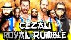Igrenç Seker Cezali Royal Rumble | Bean Boozled | WWE 2K16 | Ps4 Türkçe