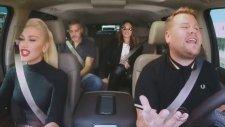 James Corden'ın 'Carpool Karaoke'sinde Bu Defa Birçok Ünlü İsim Vardı