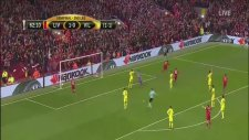 Liverpool 3-0 Villarreal (Maç Özeti - 05 Mayıs Perşembe 2016)