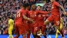 Liverpool 3-0 Villarreal - Maç Özeti izle (5 Mayıs Perşembe 2016)