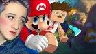 Prenses Emrecan - Minecraft Super Mario Parkur Haritası !