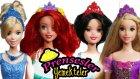 Prensesler Yemeği | Pamuk Prenses Sindirella Rapunzel Deniz Kızı Ariel | Evciliktv