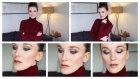 5 Renk 5 Makyaj | Metalik Gri Göz Makyajı | Ortak Video