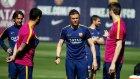 Barcelona'da Espanyol Maçı Hazırlıkları