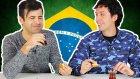 Brezilyalılar Türk Kahvaltılıklarını Tadıyor - Oha Diyorum